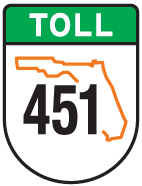 State Road 451