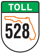 State Road 528 (Martin B. Anderson Beachline Expressway)