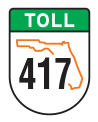 Toll Road 417