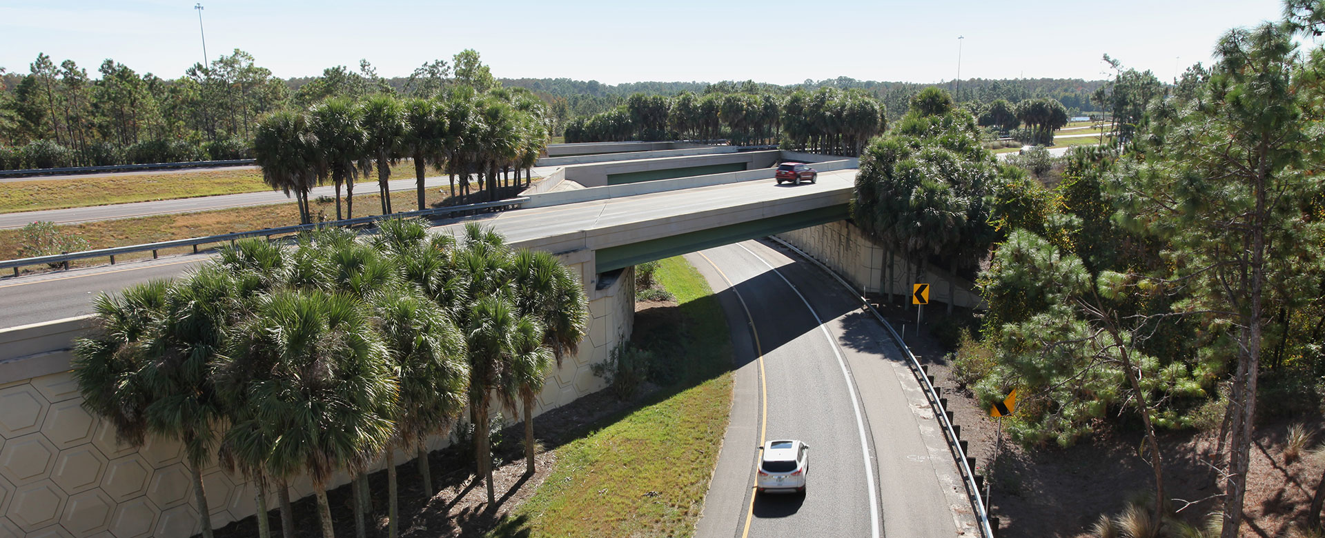 Central Florida Expressway overpass