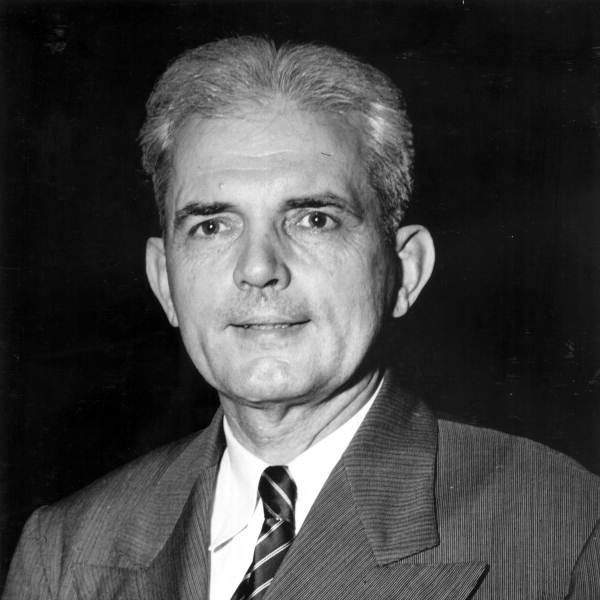 Florida Governor Spessard Lindsey Holland (1941-1945)