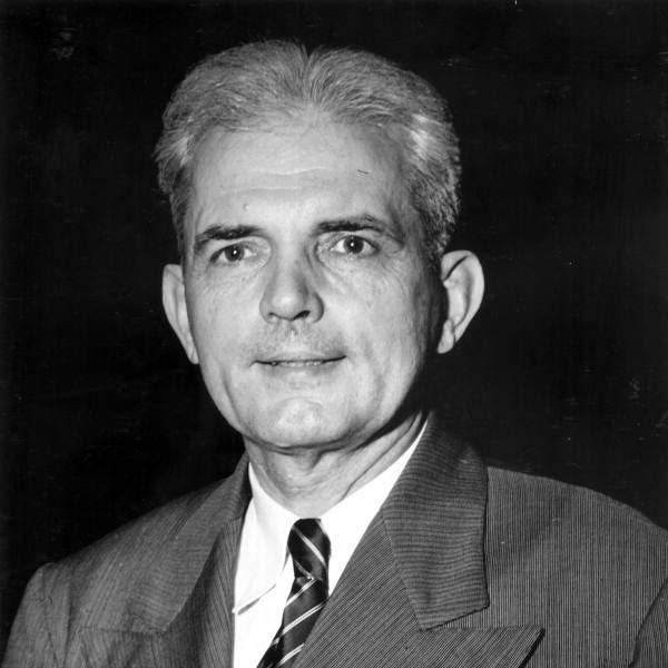 Florida Governor Spessard Lindsey Holland (1941 - 1945)