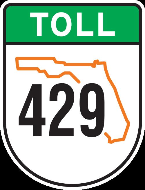 Expressway Shield - 429