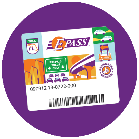 how to pay toll by plate without invoice florida