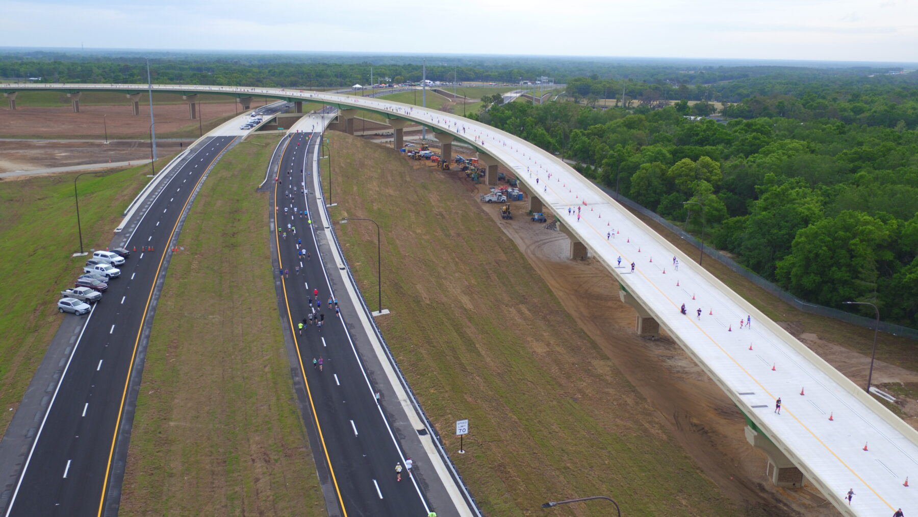 Wekiva Parkway closed during 5K race
