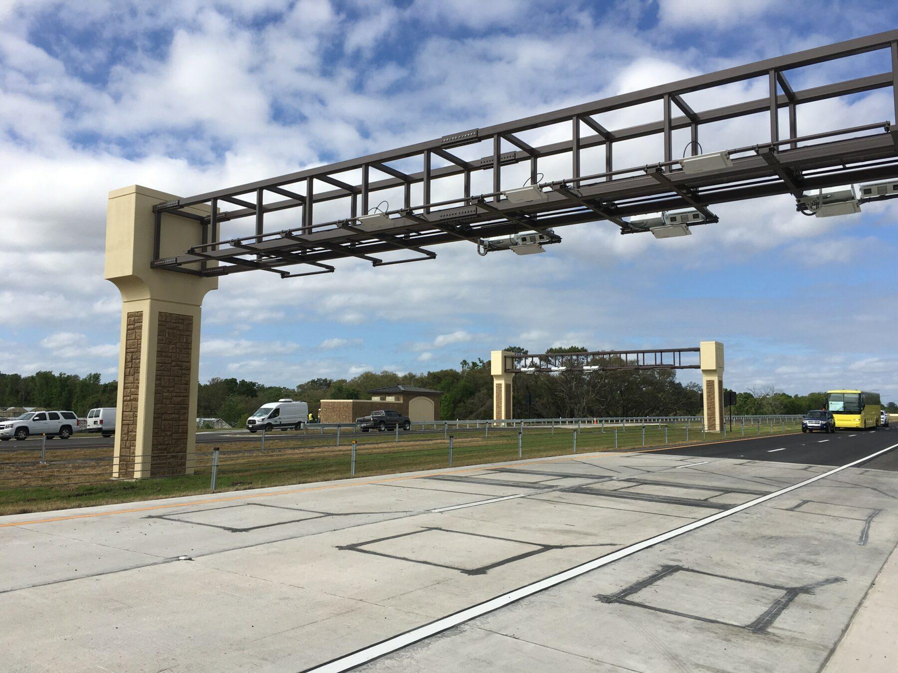Wekiva Parkway toll gantry