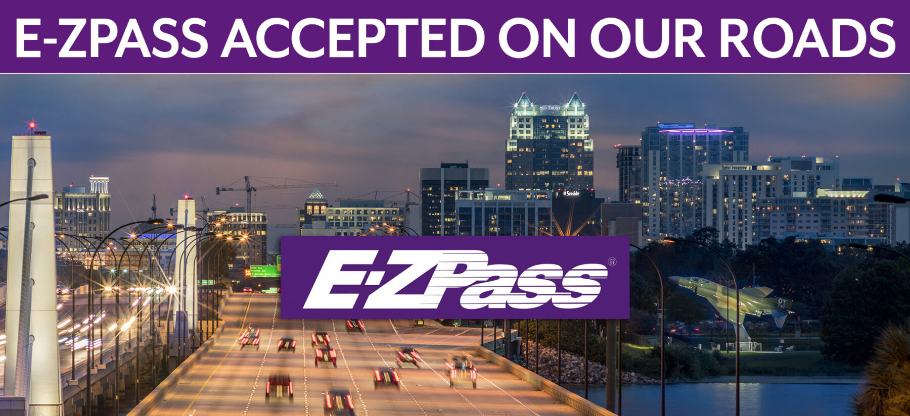 E-Z Pass accepted on our roads - Central Florida Expressway Authority