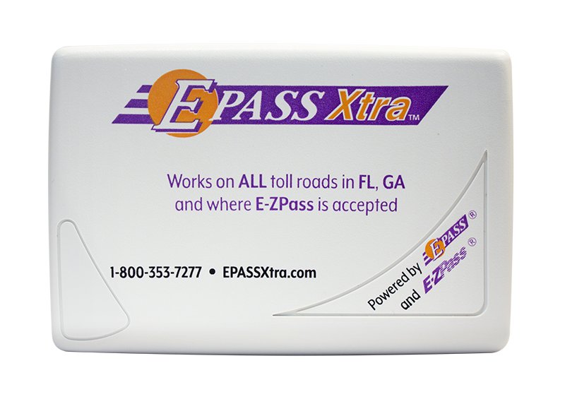 Introducing E-PASS Xtra | Central Florida Expressway Authority