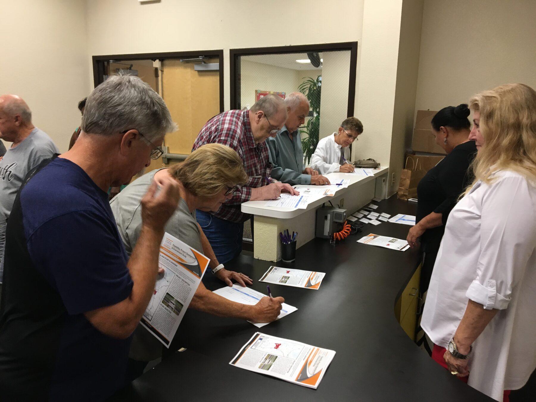 August 30, 2018 Public Meeting