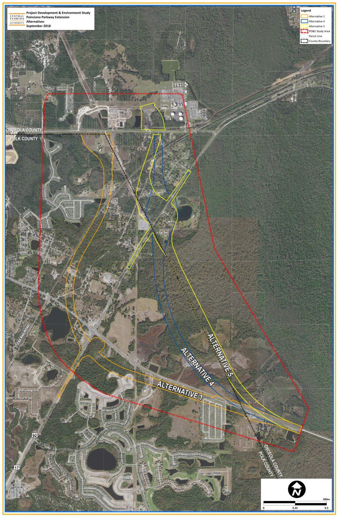 PD&E Study - Poinciana Parkway Extension - cfxway.com