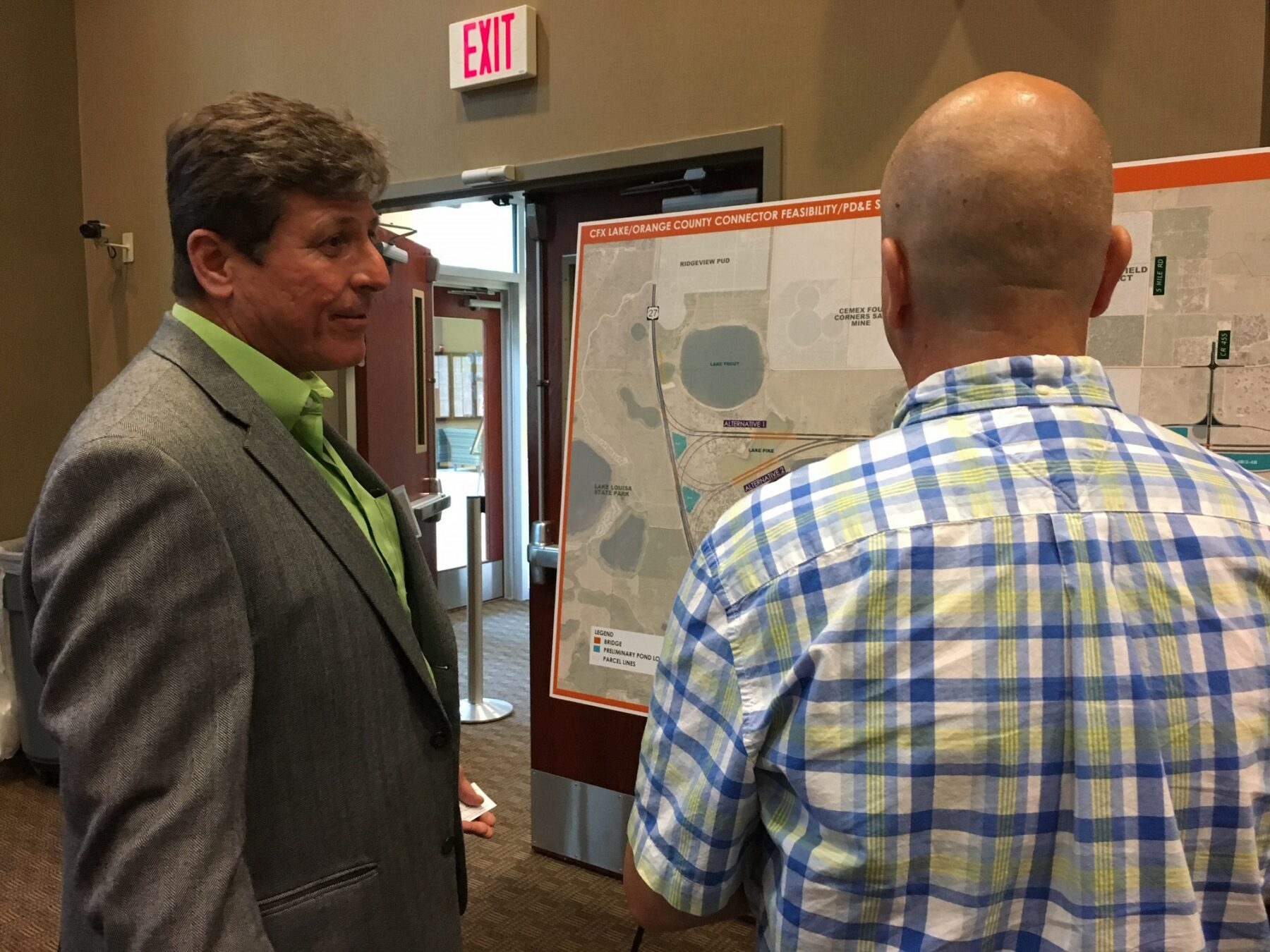 February 12, 2019 EAG meeting for the CFX Lake/Orange County Connector Feasibility/PD&E Study
