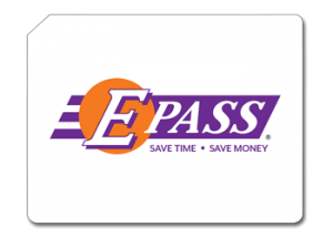 e-pass window sticker