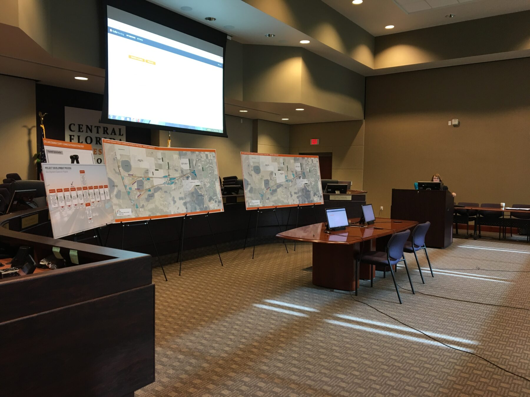 May 2, 2019 EAG meeting for the CFX Lake/Orange County Connector Feasibility/PD&E Study