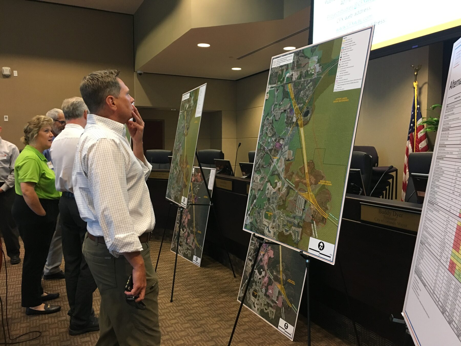 Poinciana Parkway Extension PD&E Study meeting May 21, 2019