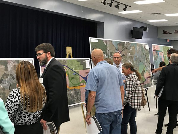 Osceola Parkway Extension Public Meeting