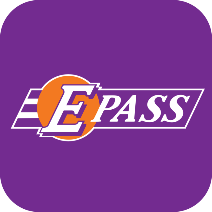 Via the E-PASS App